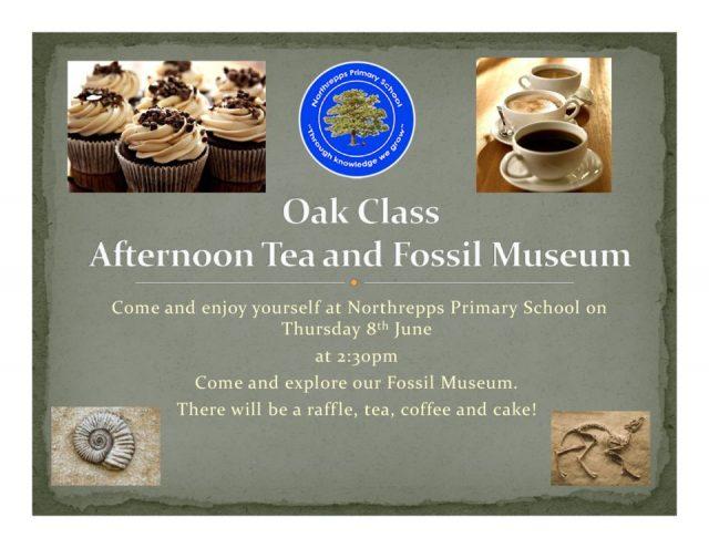 thumbnail of Oak Class Afternoon tea KH AB