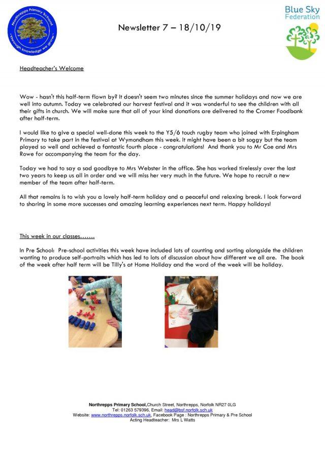 thumbnail of Digital Newsletter 7