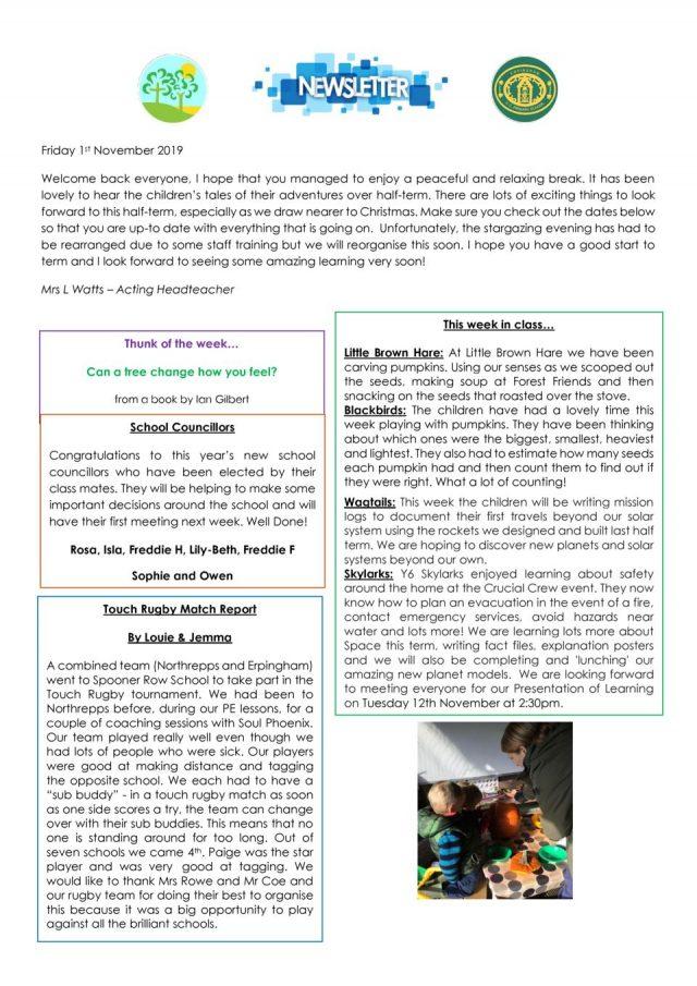 thumbnail of EPS newsletter 01.11.19